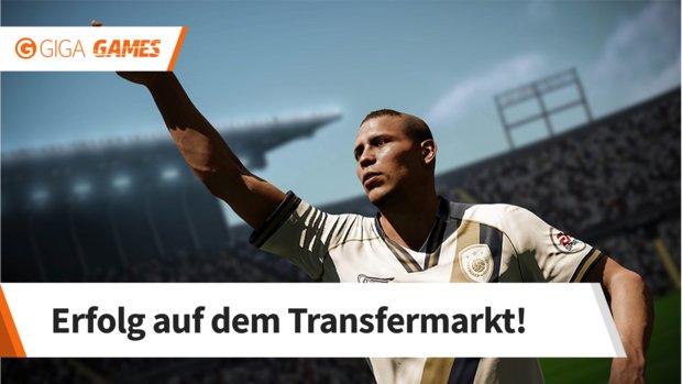 FIFA 18: Transfermarkt - So macht ihr mehr Coins