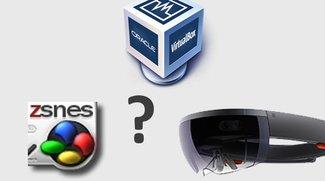 Was ist der Unterschied zwischen Simulation, Emulation & Virtualisierung? (Computertechnik)