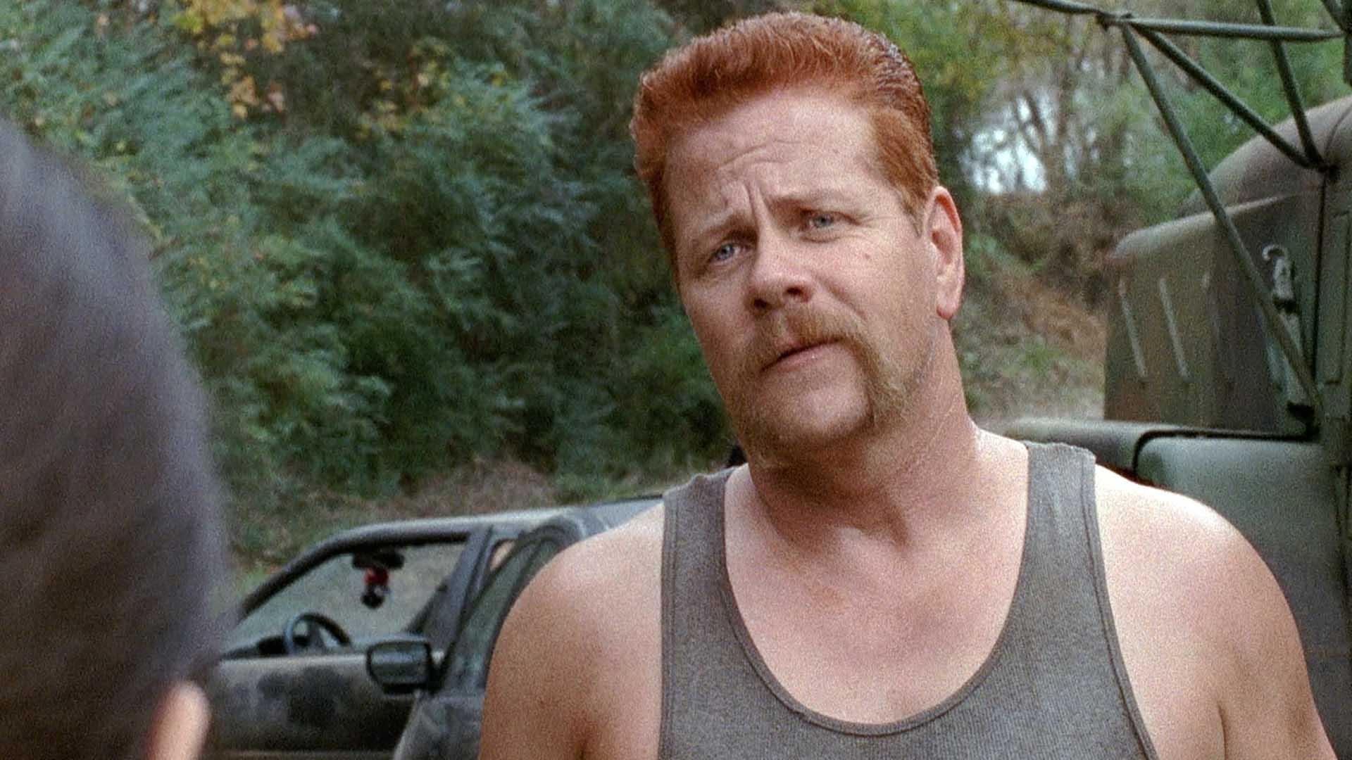 The Walking Dead Abraham Tot