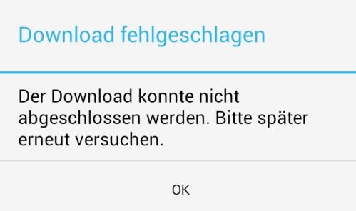 whatsapp medien auto download funktioniert nicht