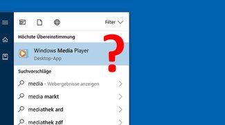 Windows 10: Media Player verschwunden – wie neu installieren?!