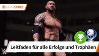 WWE 2K18: Alle Trophäen und Erfolge - Leitfaden für 100%