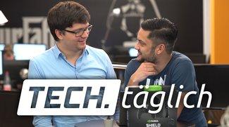 Nvidia Shield Android TV Pro zu gewinnen, iPhone-X-Bedienung erklärt und Honor 9 für 1 Euro – TECH.täglich