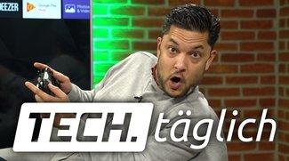 Neue Emojis in iOS, neues Razer Phone, HTC U11 Life und Amazon-Phishing-Attacken – TECH.täglich