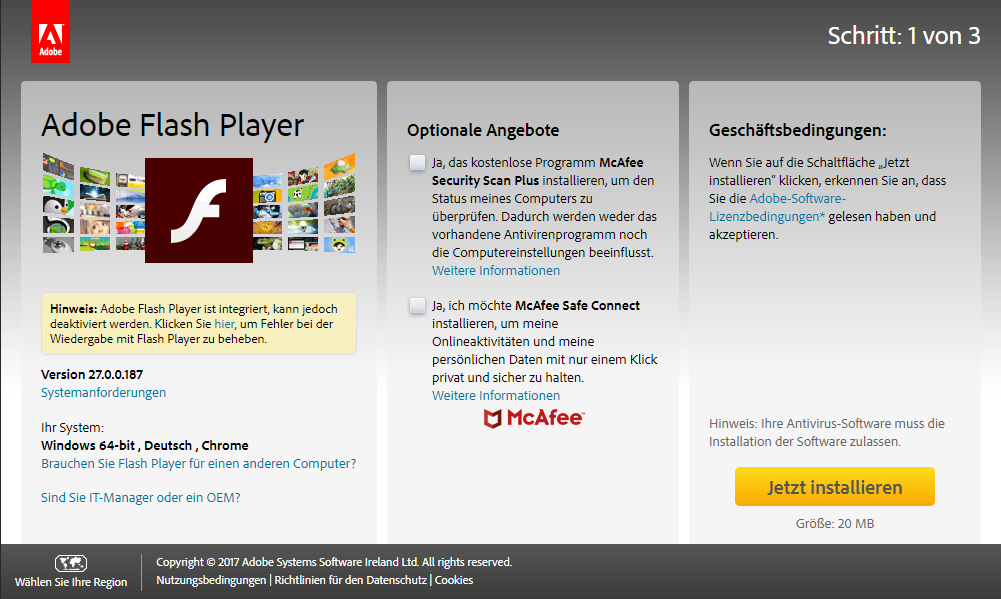 download adobe flash player for android latest version