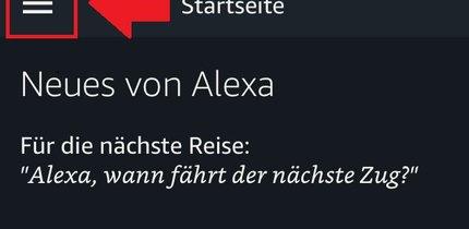 So ändert ihr den Namen von Alexa