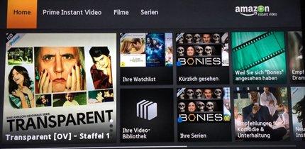 So schaut ihr Amazon Video mit dem Fernseher