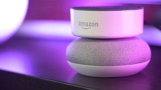 Google Home Mini und Amazon Echo Dot im Vergleich: Welchen soll ich kaufen?