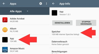 huawei bilder auf sd karte verschieben Apps auf SD Karte verschieben und SD Karte zum internen Speicher