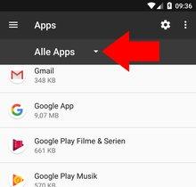 So deaktiviert ihr ungewollte Apps (Android)