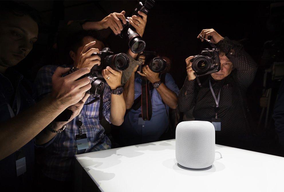 """""""Jahre hinter Amazon Echo"""": Die Aufholjagd von Apples HomePod"""