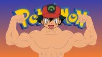 Pokémon: 8 absurde Momente, in denen Ash ein richtiger Muskelprotz ist