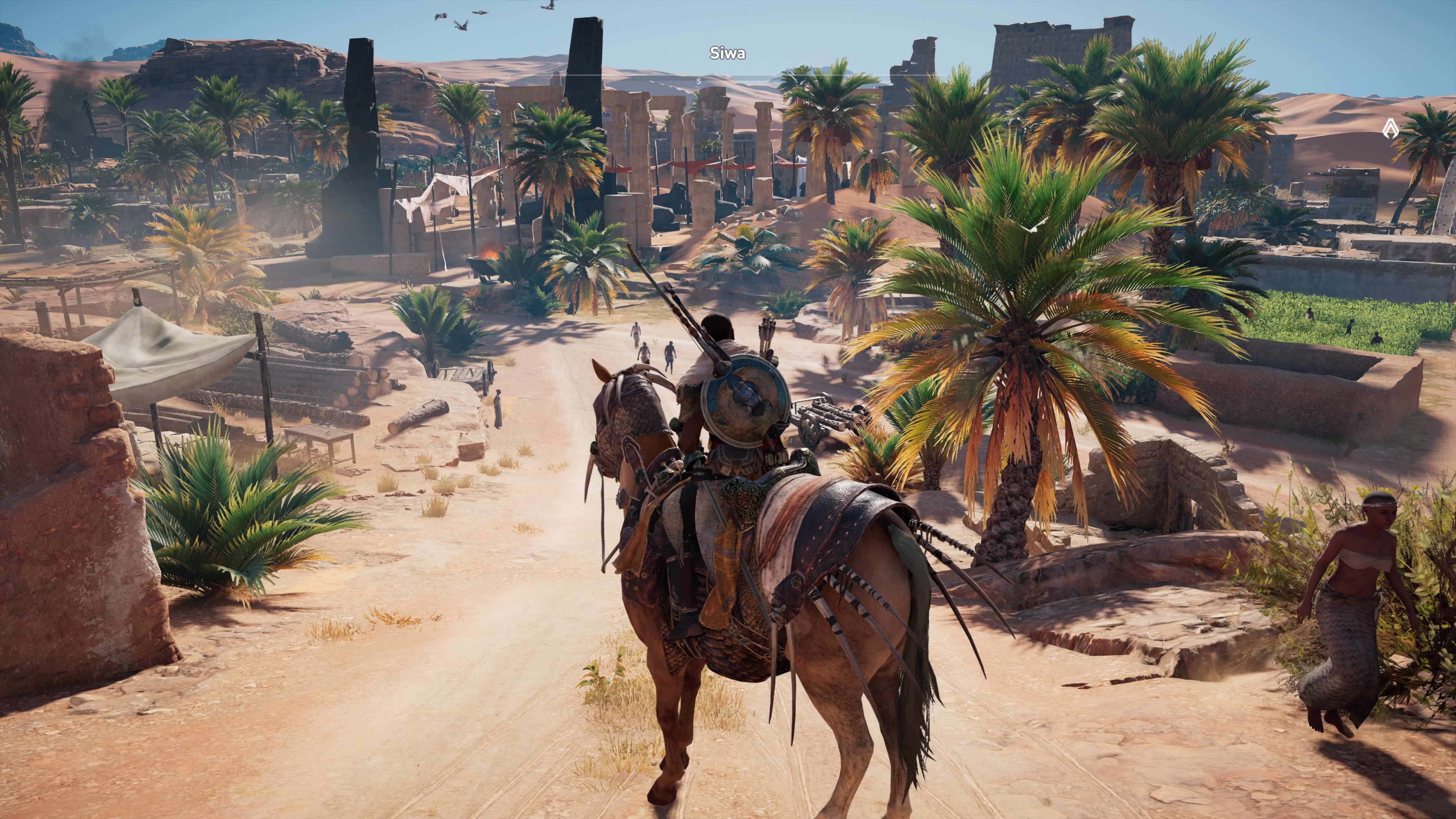 Assassins Creed Origins at IGN walkthroughs items maps video tips and strategies