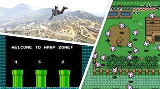 Die besten Videogame-Cheats aller Zeiten