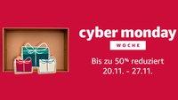 Black Friday bei Amazon: Cyber Monday Woche erreicht ihren Höhepunkt
