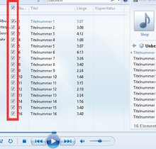 CD rippen: So einfach geht's mit dem Windows Media Player