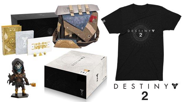 Activision verlost Destiny 2-Fanpakete!