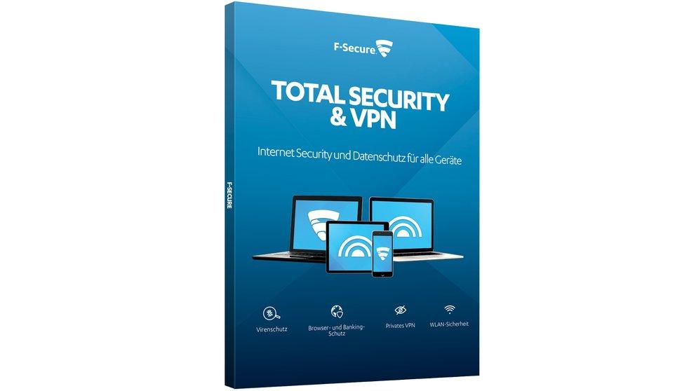 Gewinne ein Jahresabo von F-Secure Total Security und VPN!