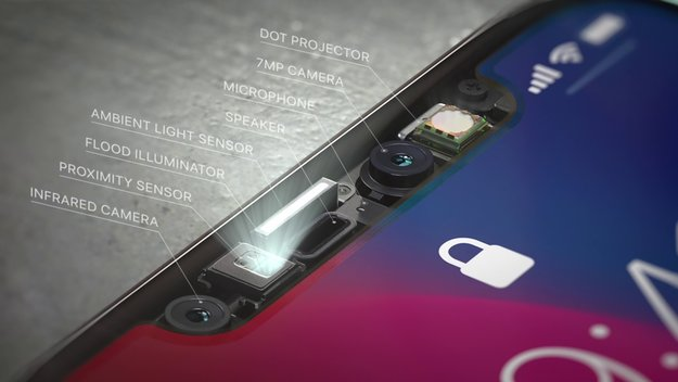 Face ID: Diese iPhones und iPads wird Apple 2018 umrüsten