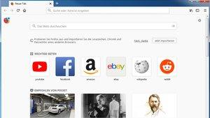 Firefox 57 Quantum erschienen mit neuer Oberfläche und mehr Power