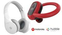 Ideal für Reisen und Sport: das Motorola-Audio-Kombipaket