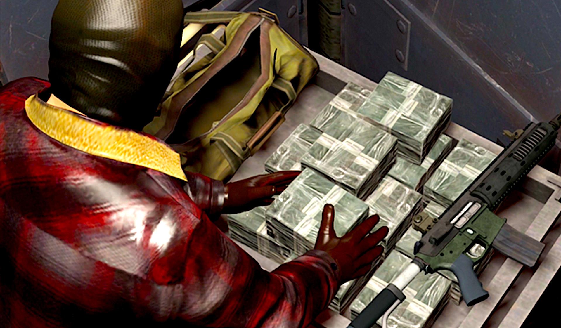 Geld überweisen Gta 5