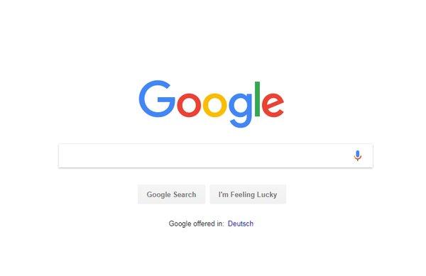Google Auf Deutsch Umstellen