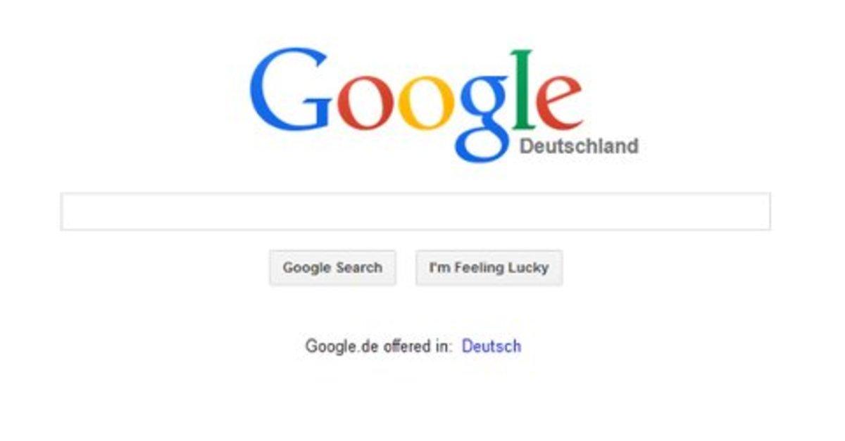 Google Auf Deutsch Umstellen So Wirds Gemacht Giga