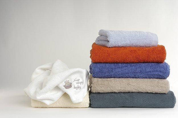 Irre Erfindung: Dieses Handtuch sagt dir, wann es in die Waschmaschine muss