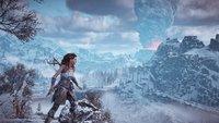 Horizon Zero Dawn - Frozen Wilds im Test: Der DLC von Eis und Metall