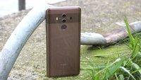Huawei Mate 10 Pro in Bildern: Schönheit aus Glas und Metall