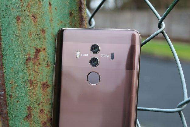Mate 20 Pro: Huawei orientiert sich am Design des Samsung Galaxy S9