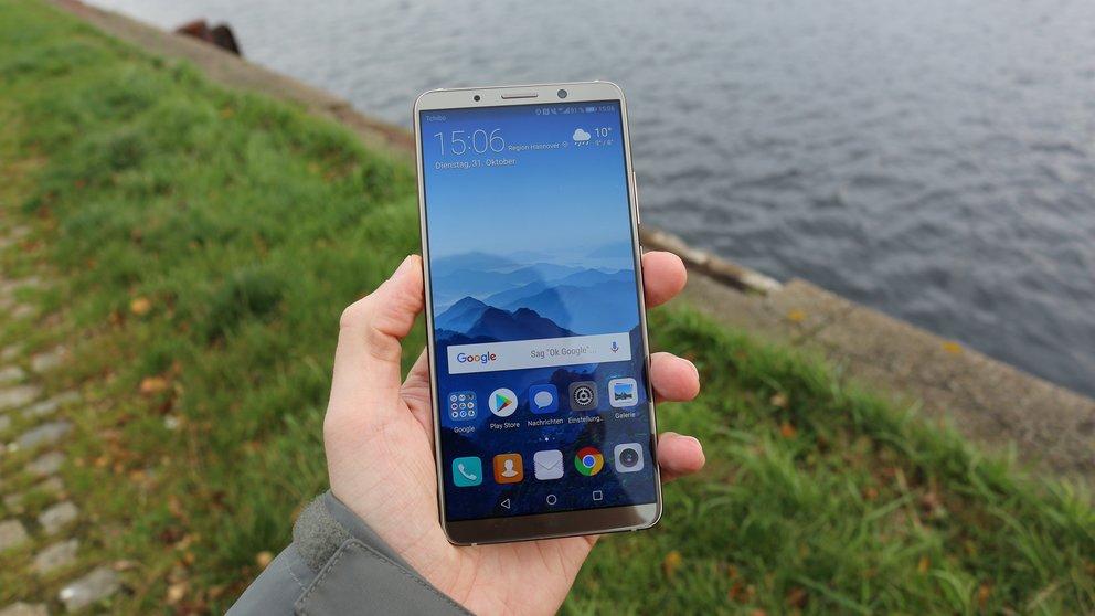 Huawei Mate 10 Pro Im Preisverfall Nur Heute Zum Bestpreis