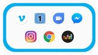 Logo-Quiz: Erkennt ihr die Smartphone-App allein am Icon?