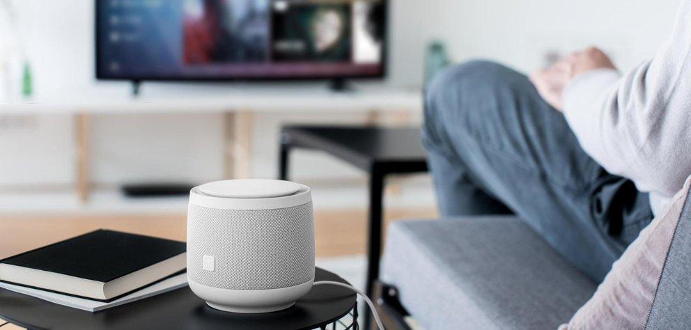 Angriff auf Amazon Echo: Jetzt hat auch die Telekom einen smarten Lautsprecher