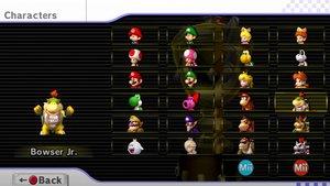 Mario Kart Wii: Freischalten aller Charaktere, Fahrzeuge und Strecken