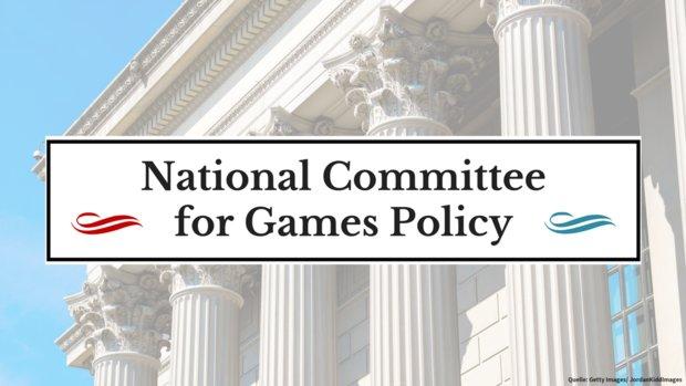 National Committee For Games Policy: Vermeintliche US-Organisation soll nur ein Fake sein
