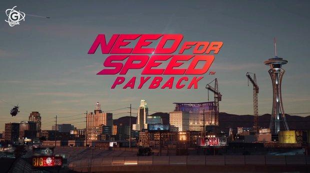 Need for Speed Payback: Mehr Belohnungen in Folge des Lootbox-Debakels