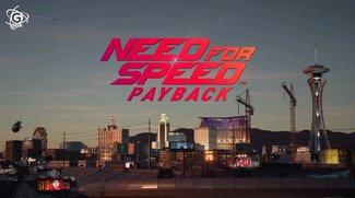 Need for Speed: Payback – Wir haben die ersten 13 Minuten angespielt