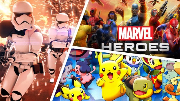 Die News der Woche: Das Star Wars Battlefront 2-Debakel, Infos zum neuen Pokémon-Spiel und mehr