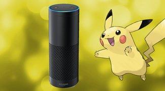 Alexa und Google Home verwandeln sich in Pokémon