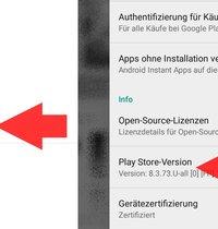 Google Play Store Aktualisieren Updates Schnell Und Einfach Durchfuhren