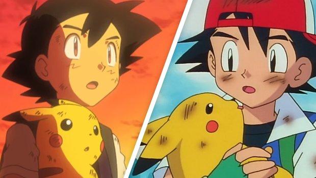 9 Details, die sich im neuen Pokémon-Film von der Serie unterscheiden