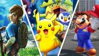 Pokémon Switch soll so innovativ werden wie Breath of the Wild und Super Mario Odyssey