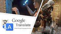 Erkennst du diese Games anhand ihrer mit Google Translate übersetzten Spielbeschreibung?