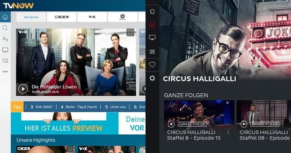 Rtl now app android