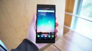 Razer Phone im Hands-On-Video: High-End-Smartphone mit 120-Hz-Display für Gamer
