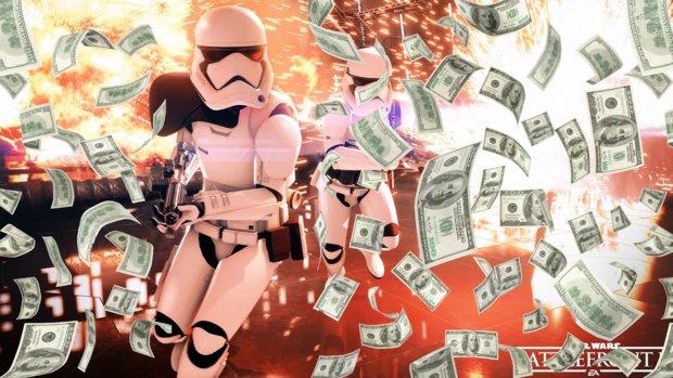 PlayStation Store: Star Wars Battlefront 2 hat sich im Dezember am meisten verkauft