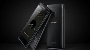 Vergesst das Galaxy S8: Dieses Samsung-Smartphone stellt alles in den Schatten