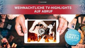 Jetzt 2 Monate Testpaket sichern: Eure Weihnachtshighlights als Stream oder Download